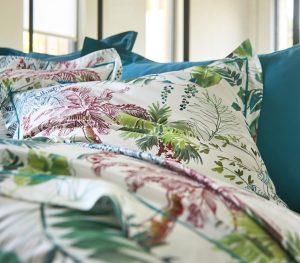 Un linge de lit doux et confortable : découvrez le satin de coton